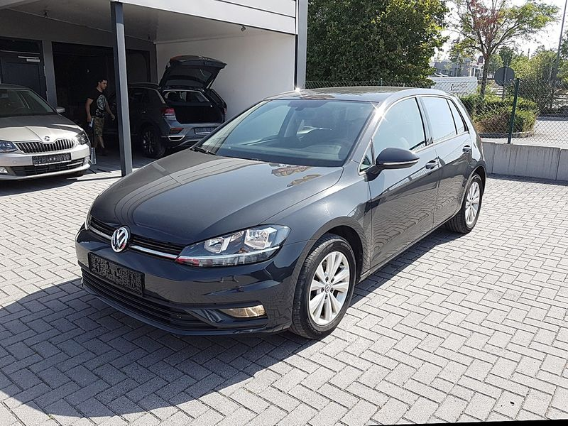 GOLF 1.6TDI BMT FAMILY|2ZKLIMA|ALU|CONNECT|NP27TE