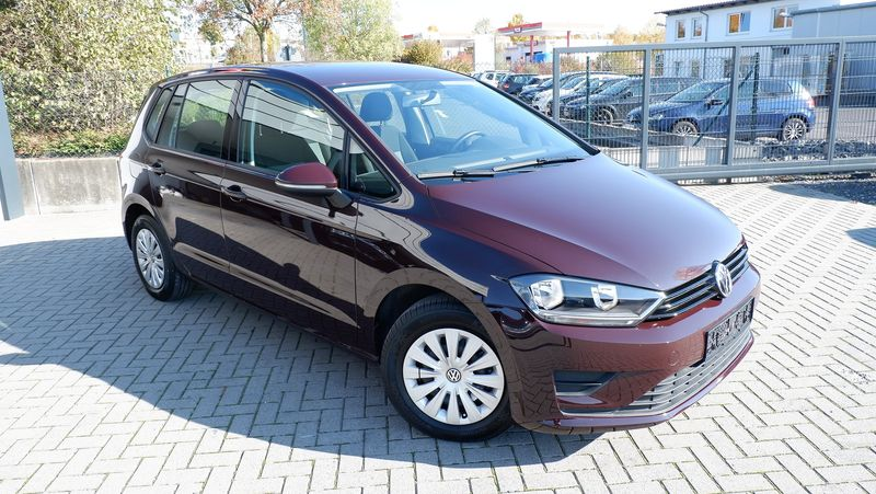 GOLF SPORTSVAN 1.6 TDI BMT CONNECT|MEDIA|MAL