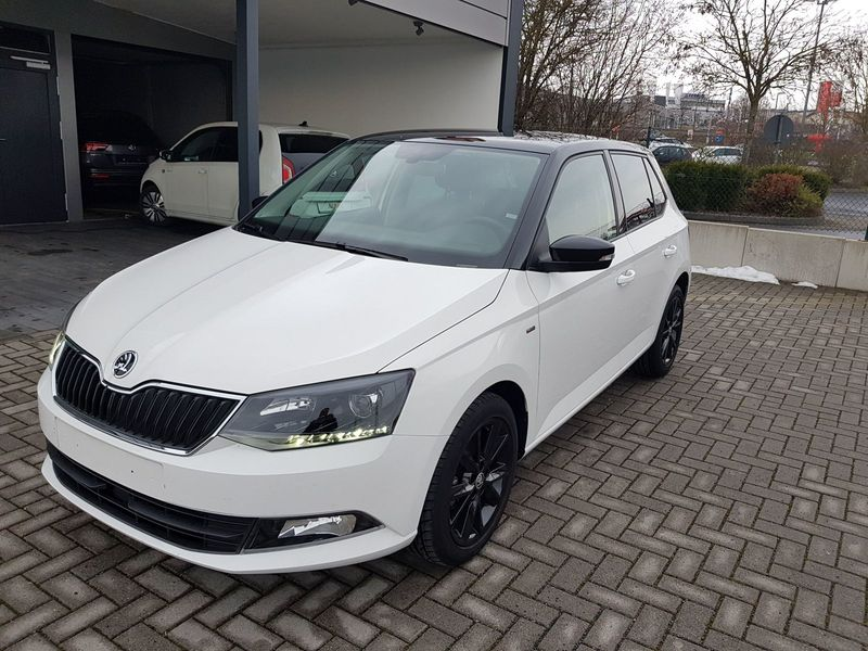FABIA 1.4TDI CR CLEVER AMBITION COLOR CONCEPT