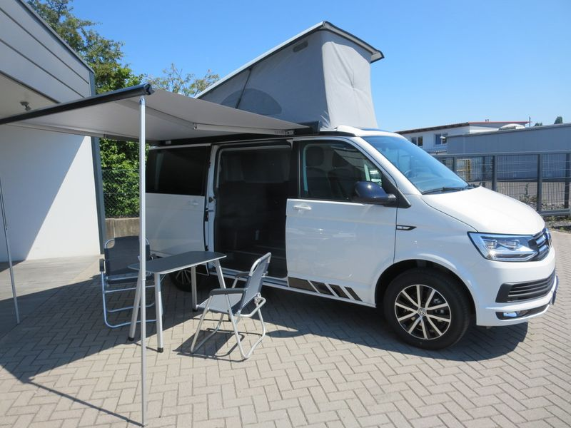 T6 CALIFORNIA BEACH TDI DSG EDITION TOP AUSSTATTUNG
