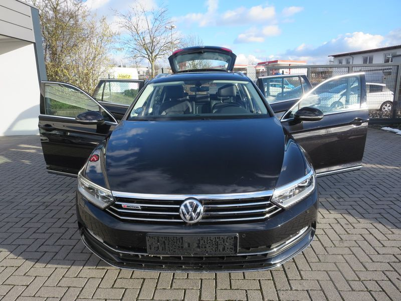 Passat 2.0 TDI SCR DSG HIGHLINE 4MOTION
