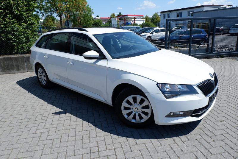 SUPERB 1.4TSI PDC|AMUNDSEN|WLAN|GRA|NSW|FACELIFT
