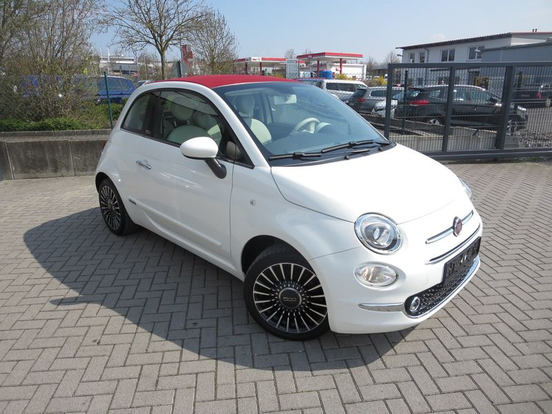 500 C CABRIO 1.2 8V LOUNGE PEP COLOUR