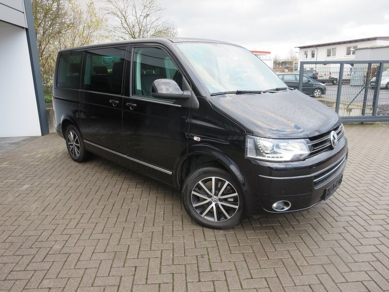 T5 Multivan 2.0TDI DSG 4MOTION HIGHLINE TOP AUSSTATTUNG
