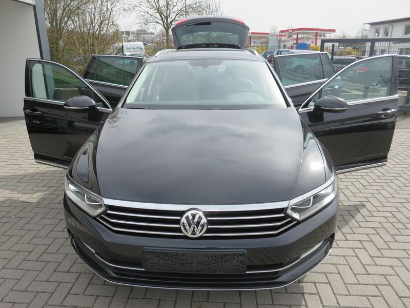 PASSAT 1.4 TSI ACT BMT DSG HIGHLINE TOP AUSSATTUNG