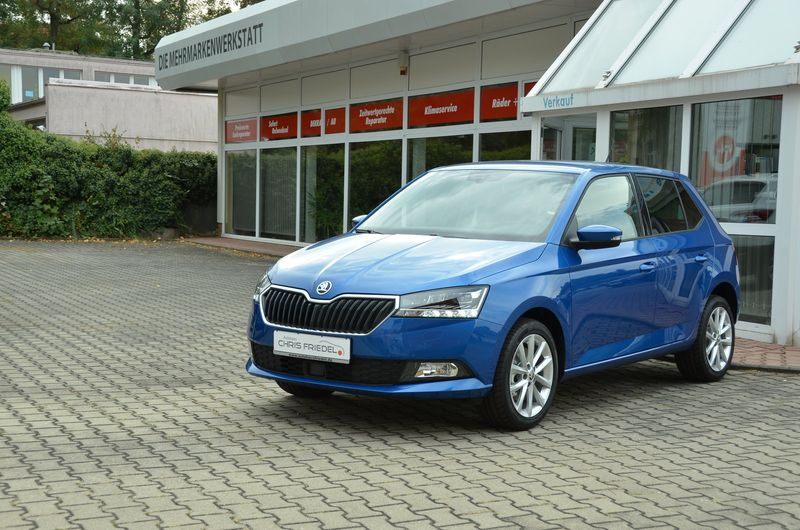 Fabia 1.0TSI Style Model 2019 LED Facelift GRA