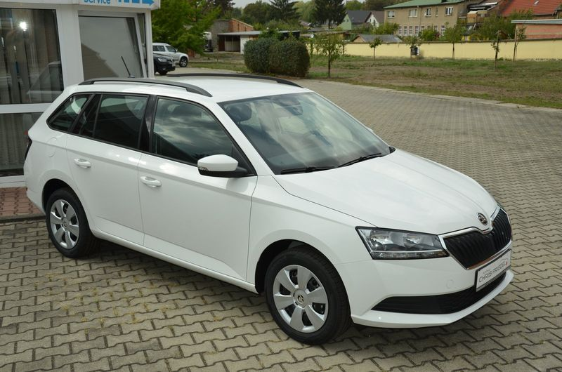 Fabia Combi 1.0TSI Active Md. 2019 Facelift LED