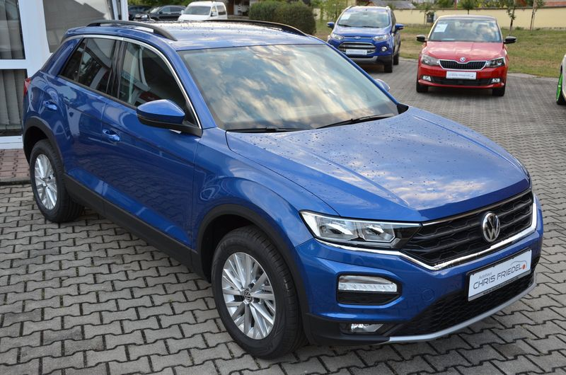 T-Roc 1.0 TSI 85 kW Clima PDC Sitzhzg SOFORT