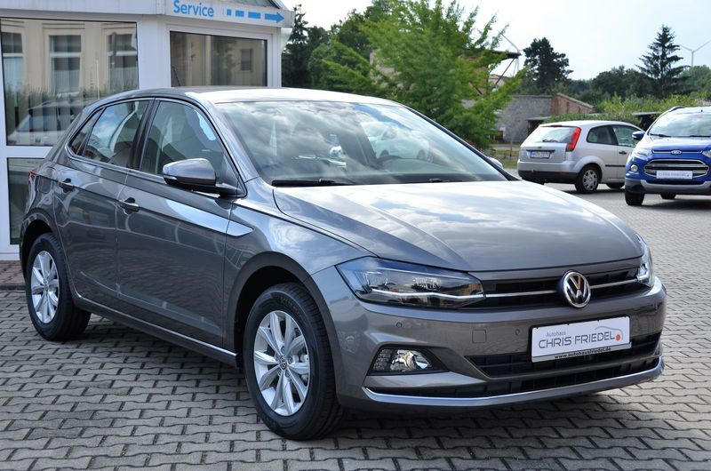 Polo 1.0TSI Highline LED 4J Gara AppConnect PDC