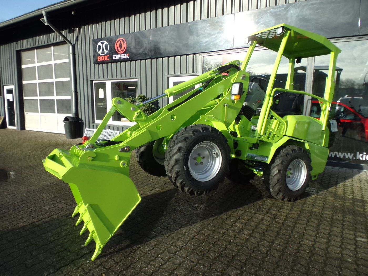Traktoren autoscout24 deutschland Kommunal/Sonderfahrzeuge gebraucht