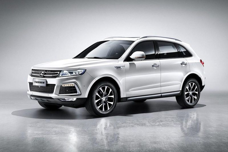 Zotye T600 Sport SUV Royal AT