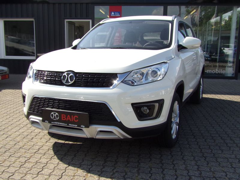 Baic X35 | Klima | Bordcomputer | Privacy