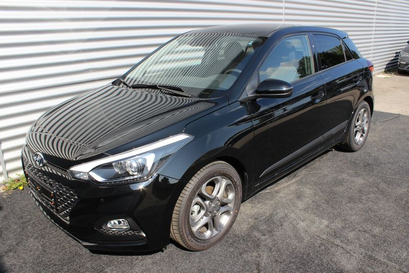 i20 Style Plus Edtion,16 Zoll,Navi,84PS