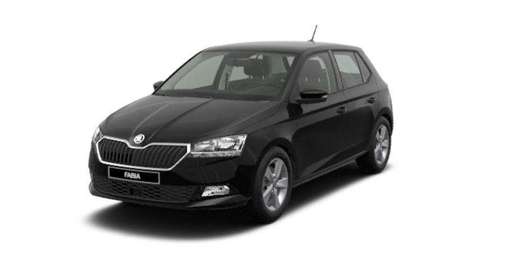 Fabia Facelift 1.0 TSI Style SHZ+PDC+DAB+S.LINK