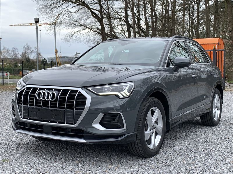 Q3 Advanced 1.5 TFSI S-Tronic LED+SHZ+AID+BSD