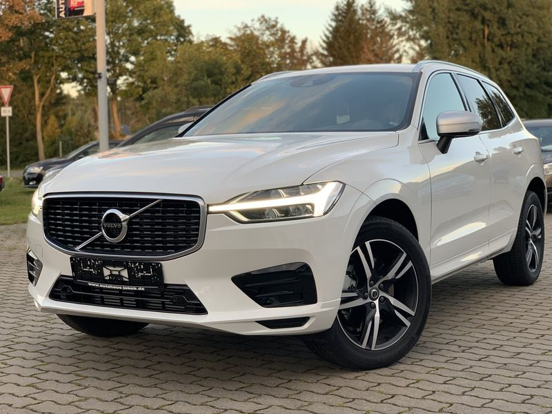 XC 60 T4 R-Design Leder, Business Paket, Kamera