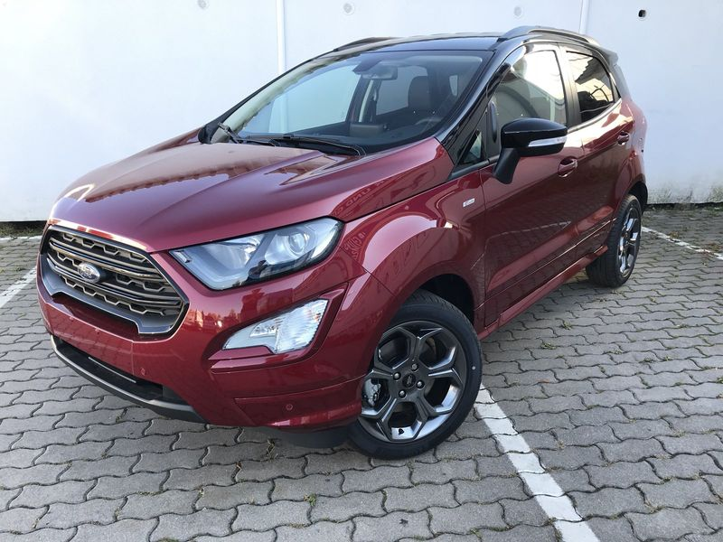 Neues Modell EcoSport 1.0 Ecoboost ST-Line