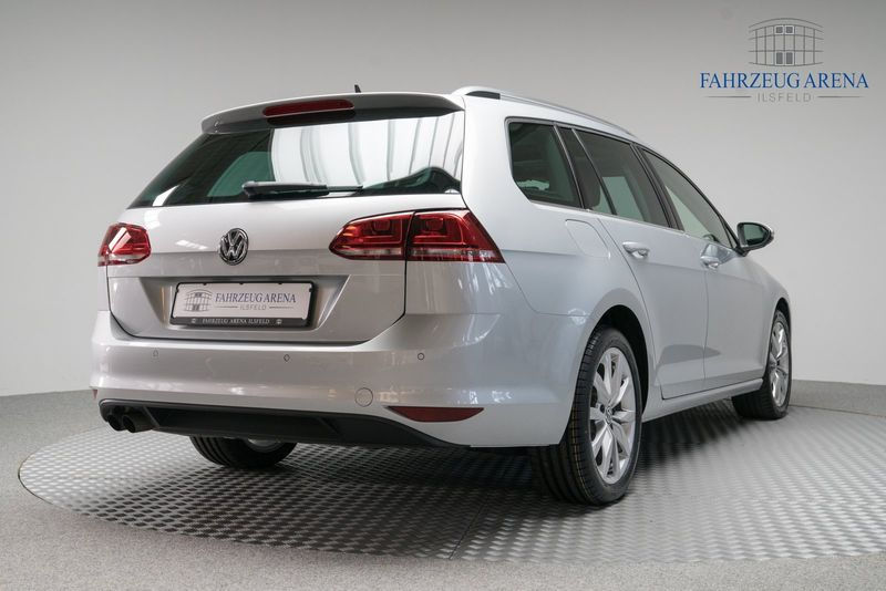 Golf VII Variant Highline 1.4 TSI DSG ACC