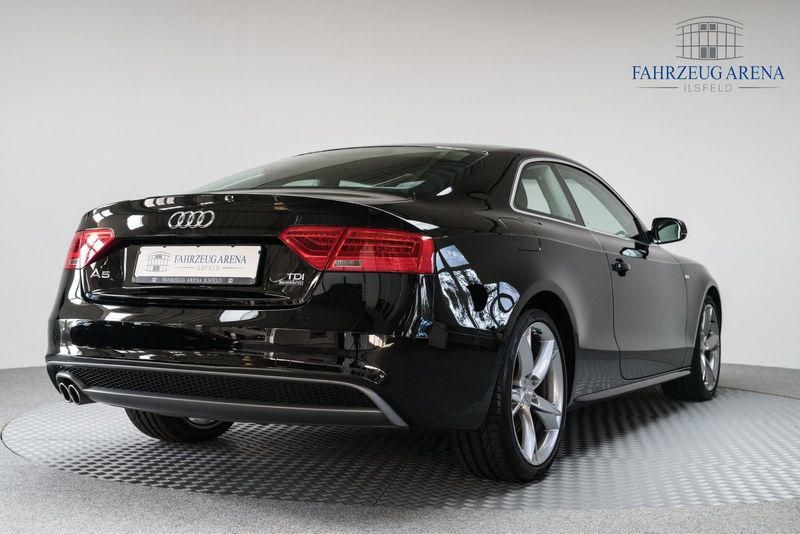 A5 Coupe 2.0 TDI quattro S-tronic S line