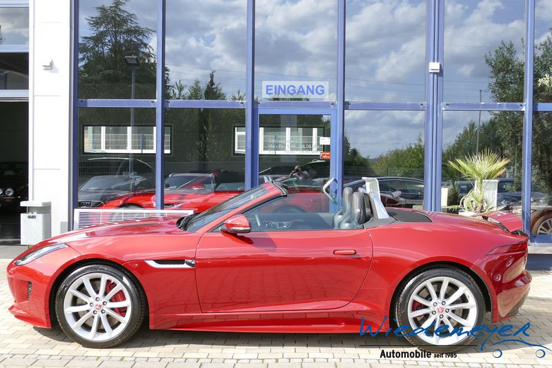 F-TYPE Cabriolet S UPE 105.615 Euro