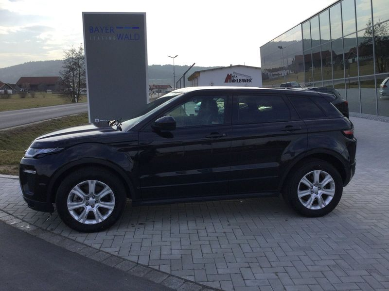 Range Rover Evoque SD4 SE Dyn *241 PS!!*AT Pano Leder