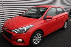 i20 Trend Edition,1.0 T-GDI100 PS,Schaltgetriebe, Euro 6d