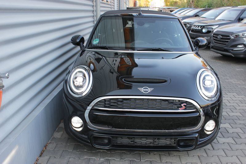 Cooper S Cabrio 192 PS Facelift 2018 (WJ51)