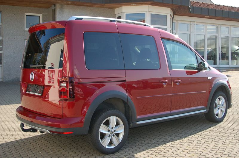 Caddy Alltrack DSG 4Motion AHK Navi Winterpaket