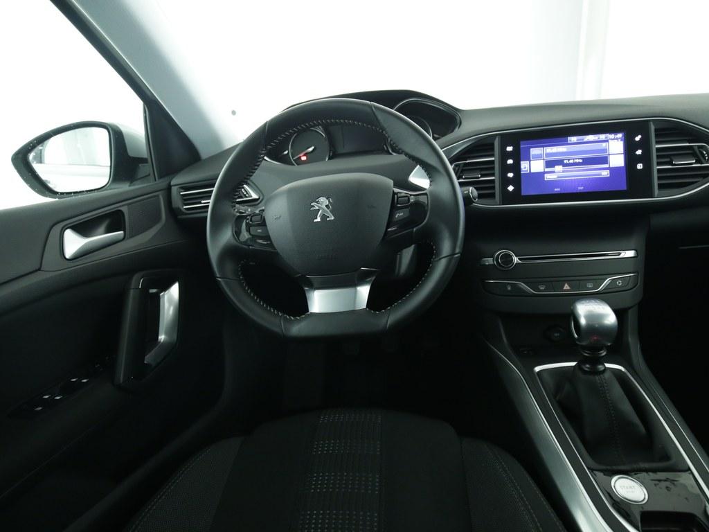 Peugeot 308 SW BlueHDi 120 Allure Navi Voll | Gebrauchtwagen | Kombi ...