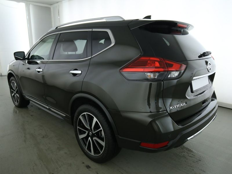 X-Trail 2.0 dCi Xtronic Tekna 4x4 Leder Connect Safety Style Assistenz Komfort