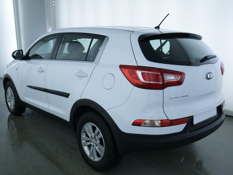 Sportage 1.6 GDI Attract Klima LMF ZV eFH USB MP3 ABS Servo