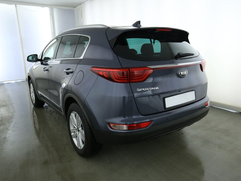 Sportage 1.6 GDI Dream-Team Edition Navi Kamera SHZ PDC Klimaaut Temp Nebel Bluet