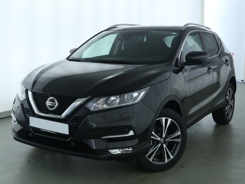 Qashqai 1.3 DCT Panorama n-connecta Euro 6d-temp