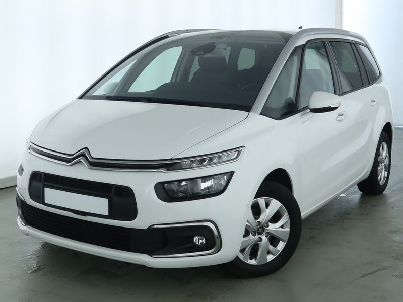 Grand C4 Picasso BlueHDi 120 EAT6 Selection 7S Navi Kamera SHZ PDC Klimaaut eFH