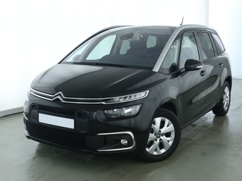 Grand C4 Picasso BlueHDi 120 EAT6 7S Selection Navi Kamera SHZ PDC Klimaaut