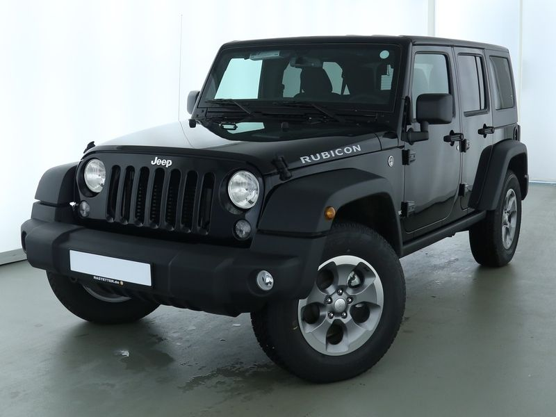 Wrangler Unlimited 5T 2.8 CRD Rubicon Navi Temp Klimaaut Dual Top