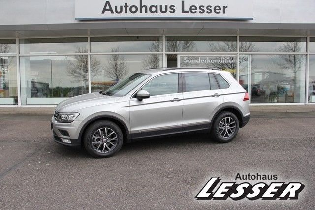 Tiguan 1.4 TSI CL*Business-Premium,LED,GRA,Navi