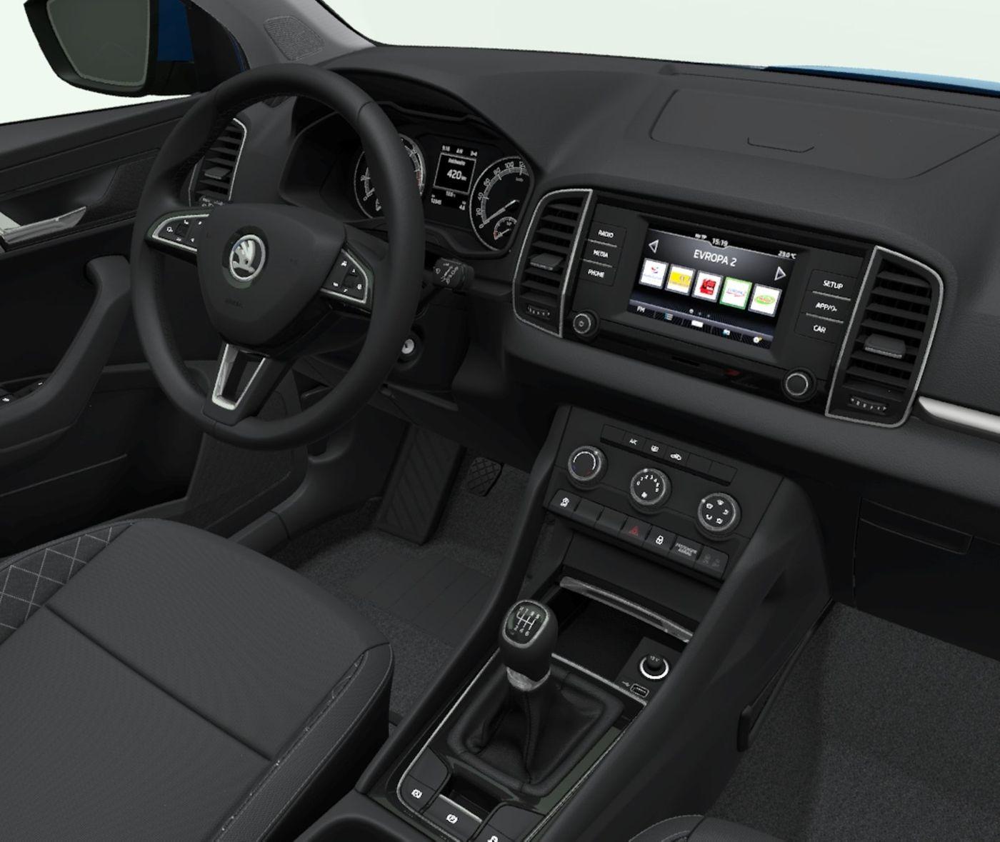 Skoda Karoq Drive 125 1.5TSI 150PS LED/ | Neuwagen ...