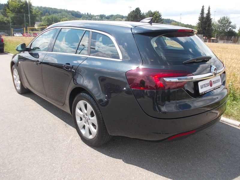 Insignia 1.6 CDTI Sports Tourer Innovation EURO6