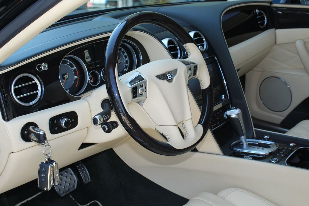 Flying Spur 21Zoll Mulliner+Comfort+Convenience