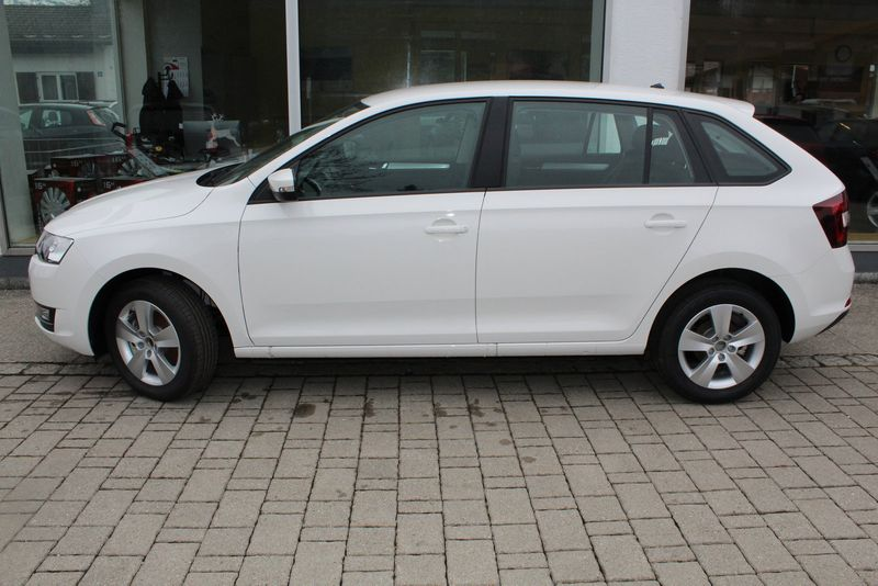 Rapid Spaceback Ambition 1.4 TSI DSG SHZ PDC BT