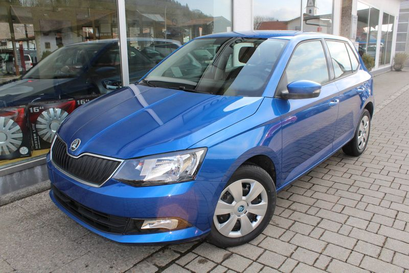 Fabia 1.0 Tsi 95 PS PDC SHZ BLUETOOTH