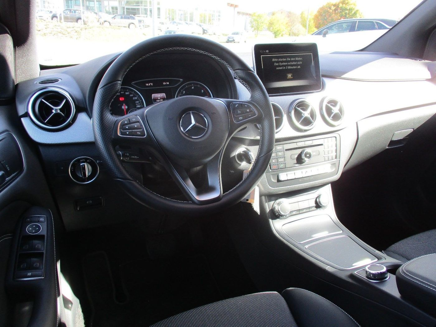 Mercedes-Benz B-Klasse B 180 CDI /AHK/LED | Vorführwagen | Bus | 410655