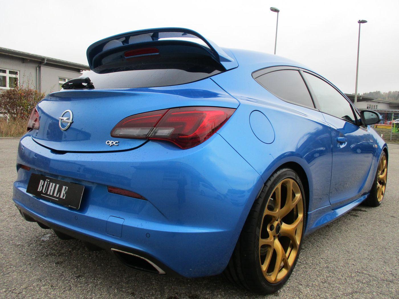 Opel Astra J Gtc Opc Soundsystem Sport Gebrauchtwagen Coupe