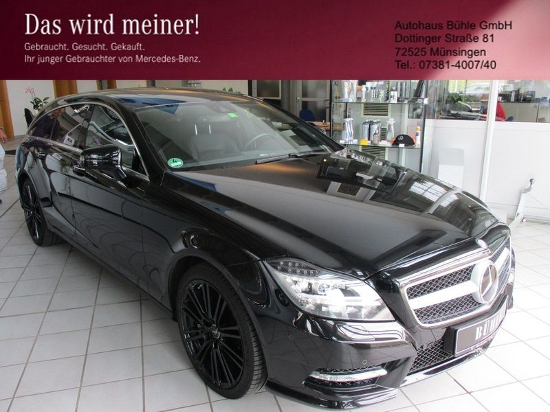 CLS 500 Shooting Brake/ AMG/Standh/AHK/ILS