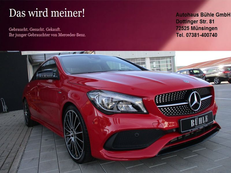 CLA 250 Sport 4Matic/AMG Line/Panorama-Dach