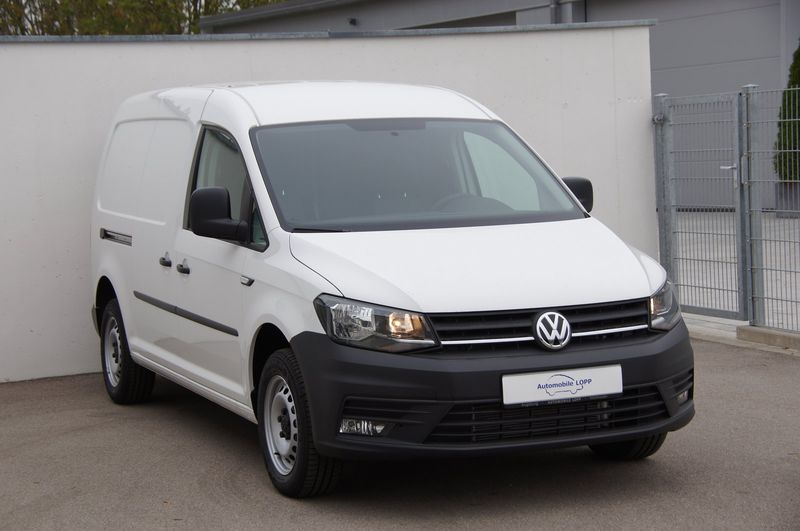 Caddy MAXI Kasten 2.0 TDI PDC NEBEL Bluetooth