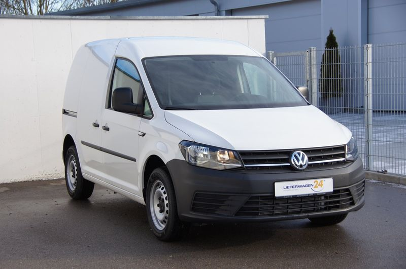 Caddy 2.0 TDI Kasten DSG KLIMA RADIO BLUETOOTH