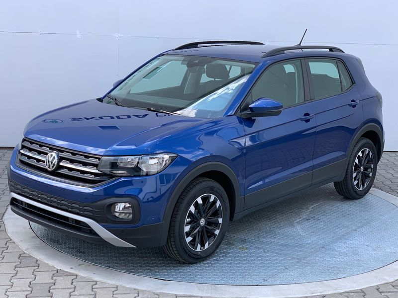 T-Cross Base 1,6 TDI 70kW 5G