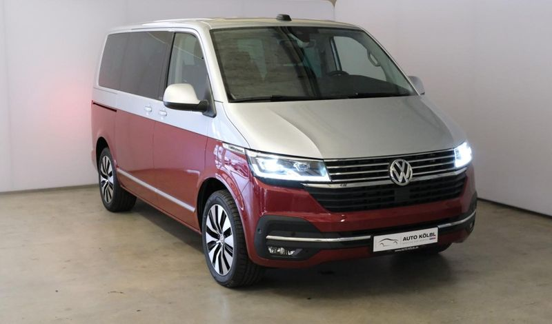 Multivan 6.1 Comfortl. Cruise 2,0l TDI 199PS DSG
